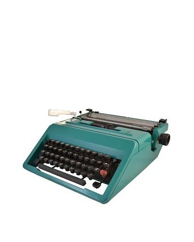 1968 Olivetti Studio 45, Turquoise