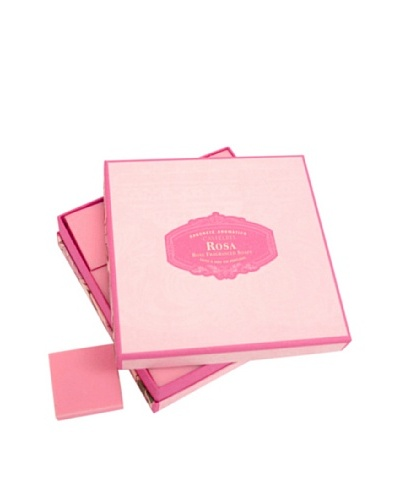 Castelbel Ambiante Rose Guest Soap Set