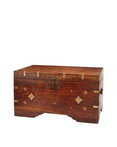 Wooden Cache Box