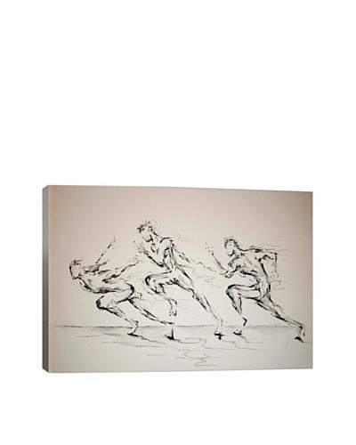 Marc Allante Three Blind Mice Canvas Print