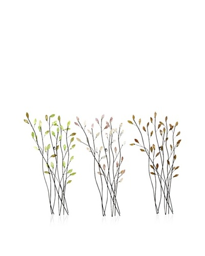 Set of 3 Wall Branches (assorted)