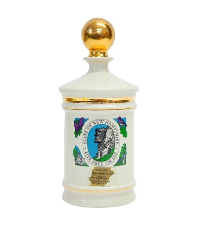Circa 1970's New Hampshire State 1934-1974 Liquour Commission Decanter