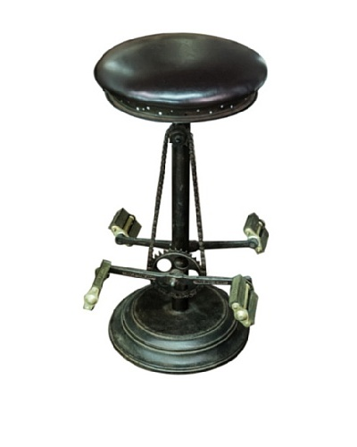 Iron Bicycle Bar Stool