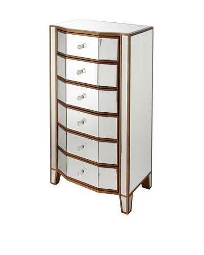 Scarlett Two Toned Multidrawer Sid CabinetAs You See