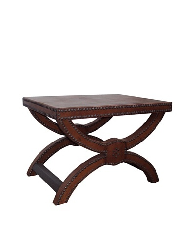 Dorado End Table, Saddle