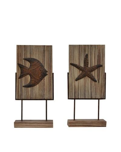 Sea Animal Decorative Assessory Set