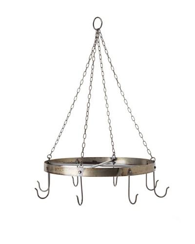Metal Hanging Pot Rack