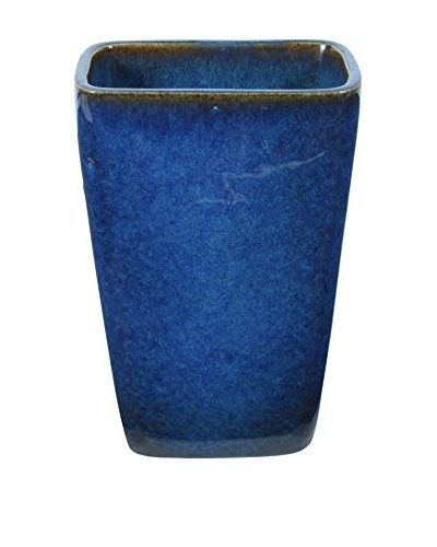 Gustavsberg Sven Johnson Vase, Blue