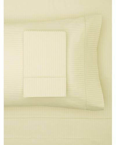 300 Thread Count Satin Stripe Sheet Set