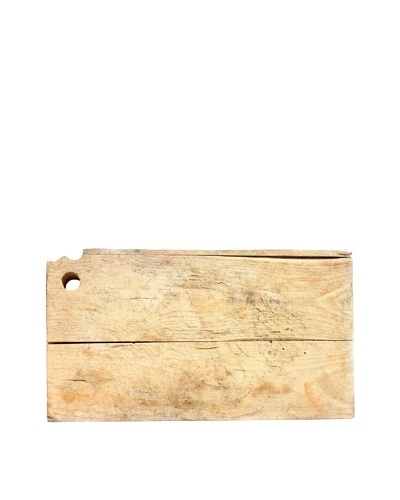 Vintage Large Wooden Cutting Board