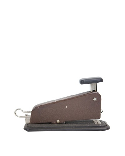 Vintage Stapler, Brown