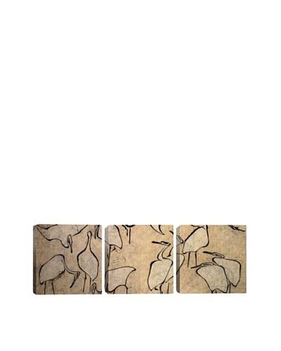 Cranes by Katsushika Hokusai (Panoramic), 48 x 16As You See