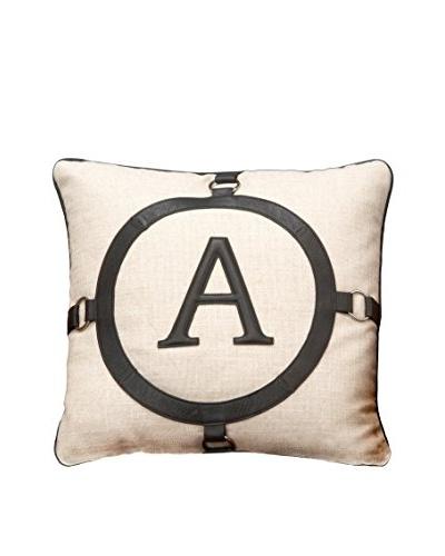 The A Pillow, Black/White