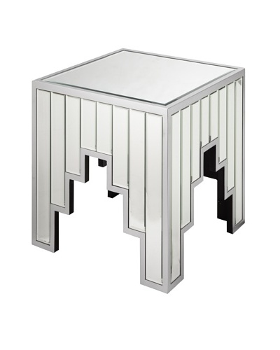 Antoinette End Table Two TonedAs You See