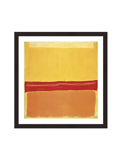 "Mark Rothko's ""Number 5 (Number 22)"" Giclée Print"