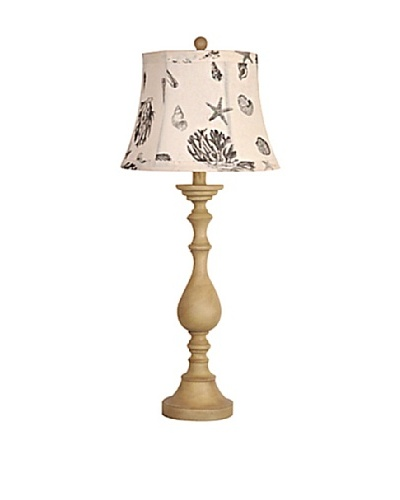 Corbel Table Lamp, Sand Beige