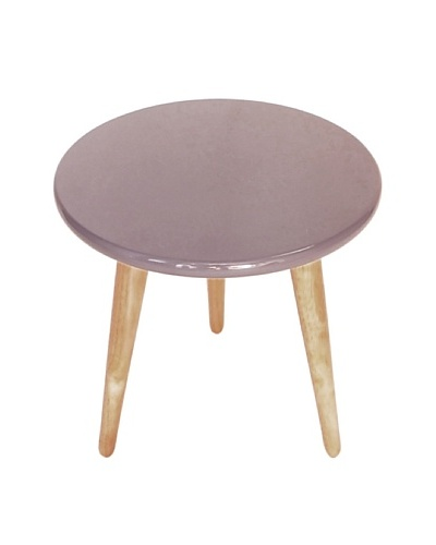Lacquer Stools, Grey