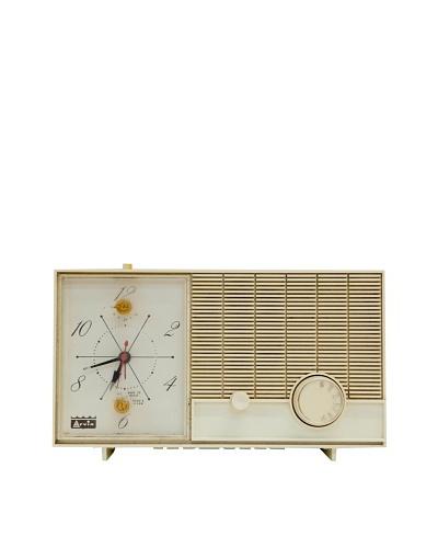 Vintage Arvin Radio, Cream