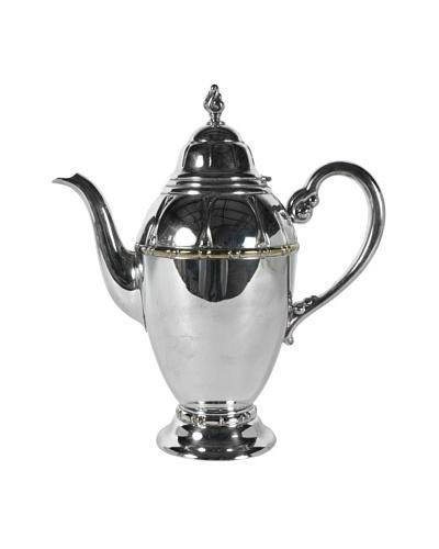 Dana Silver-Plated Teapot