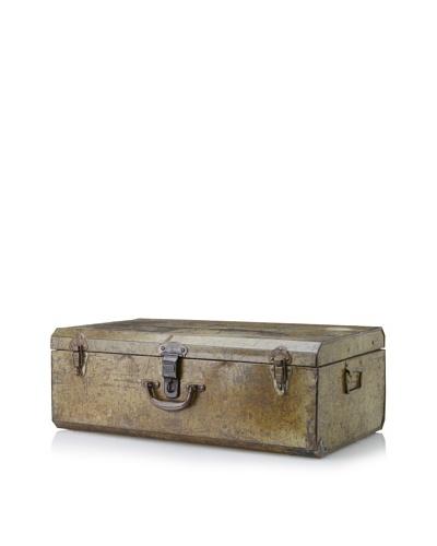 Buffalo Box Large, Aged Mustard