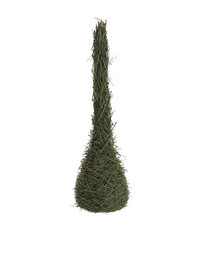 42 Long Needle Pine Teardrop Topiary