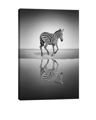 Sea of Freedom by Ben Heine Giclée on Canvas