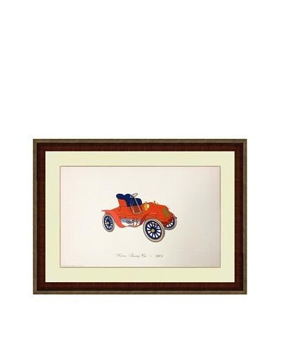 1903 Winton Touring Car Print (1965)