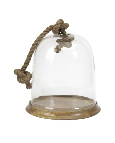 Nantucket Cloche with Rope