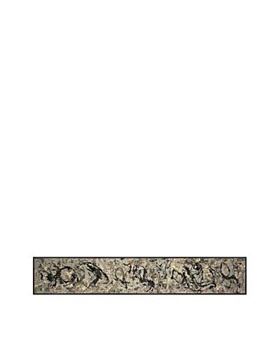 Jackson Pollock's Number 10, 1949 Giclée Print