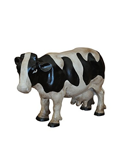 Cast Iron Cow Statue