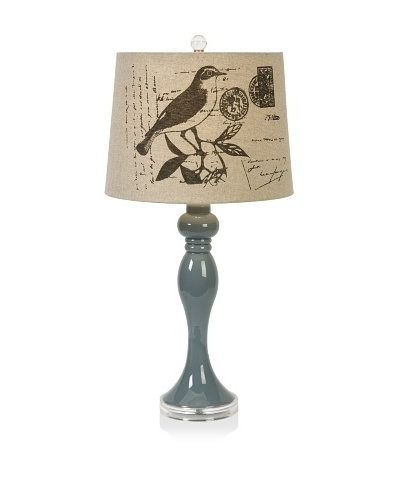 Cabora Glass Table Lamp
