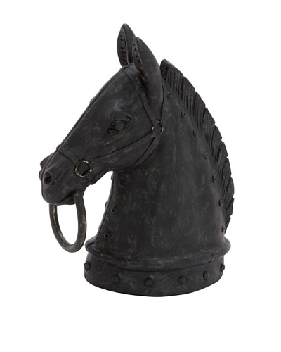 Horse Head Towel Holder II