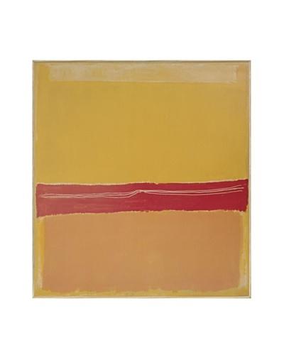 Mark Rothko: Number 5