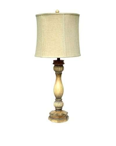 Colony Bay Lamp, Sun-Bleached Taupe