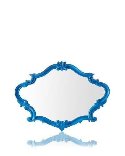 Camille Neo Baroque Mirror [Blue]