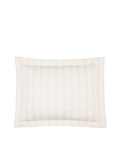 Wellesley Pillow Sham, Pink, Standard