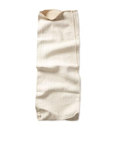 Vintage Hungarian Seed Bag, Neutral