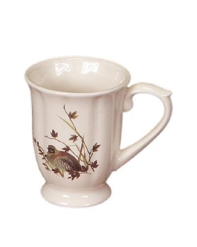 Melrose Partridge Mug, Cream