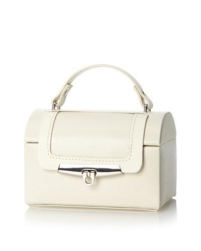Miranda Jewelry Box, Winter White