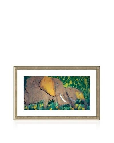 Elephants, Walasse Ting