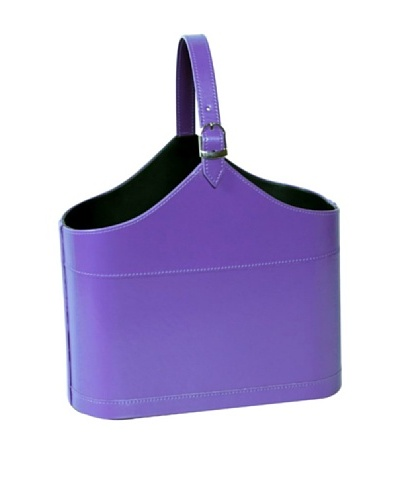 Magazine Stand, Purple