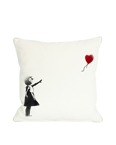 Banksy There is Always Hope I Pillow