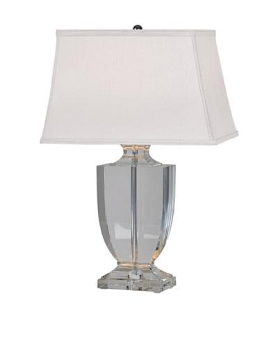 Beckton Lamp, Crystal