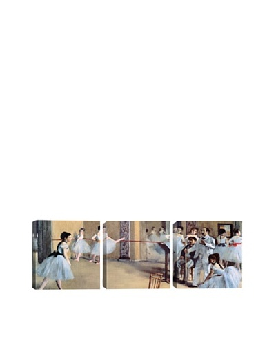 The Dance Foyer at The Opera by Edgar Degas (Panoramic), 48 x 16As You See