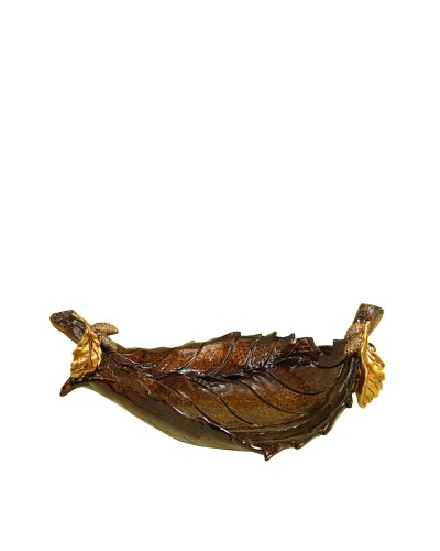 UMA Leaf BowlAs You See