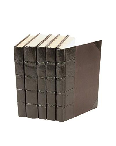 Set of 5 Exotics Collection Books, Cobra/Black