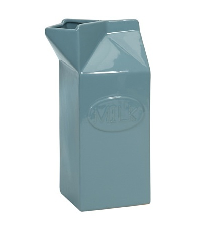 Harrison Tall Ceramic Milk Carton