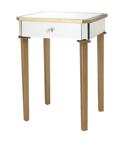 Antoinette Two Toned Side Table