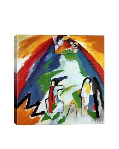 Wassily Kandinsky's Mountain Giclée Canvas Print