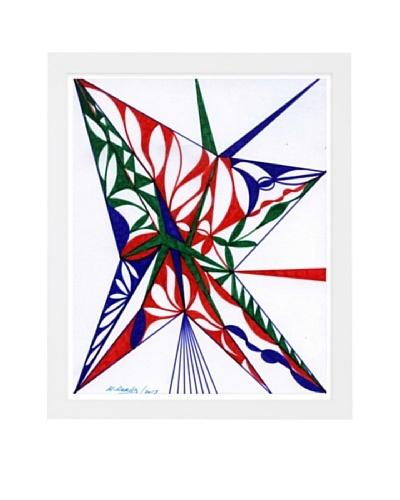 Manuel Roman Arrowhead Framed Art, Multi